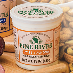 Racine Danish Kringles Fundraising Pine River Cheese Spreads