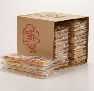 Racine Danish Kringles 24 Pack Sticks