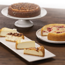 Racine Danish Kringles Fundraising Aunt Marie's Cheesecakes