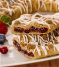 Berry Crumble Kringle