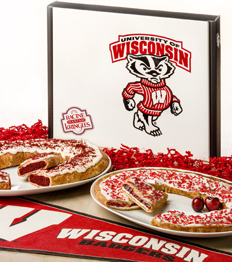 Bucky Badger Gift Box