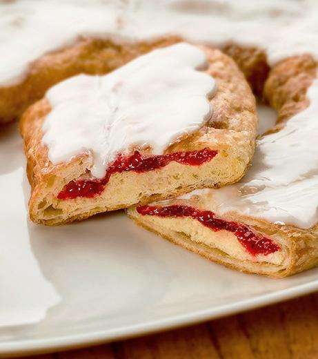 Strawberry Shortcake Kringle