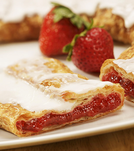 Strawberry Kringle