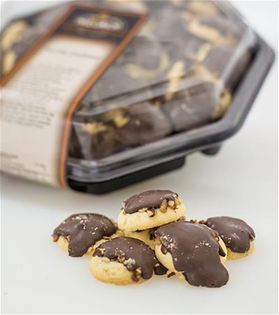 Meurer Brothers Turtle Cookies