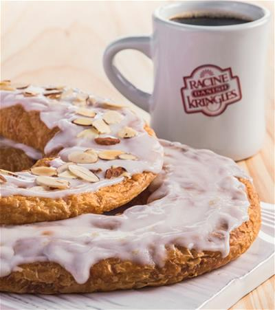Kringle & Coffee Gift Set