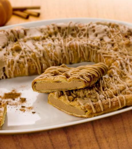 Pumpkin Spice Kringle