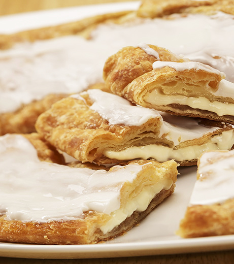 Cheesecake Kringle