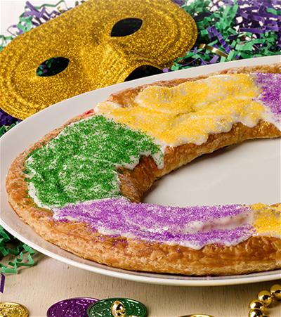 Mardi Gras Kringle