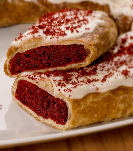 Red Velvet Kringle