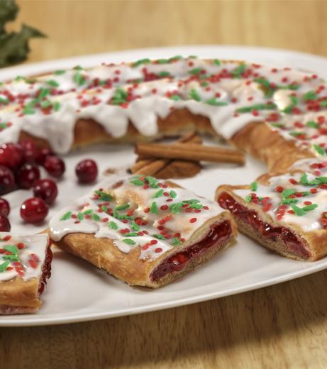Santa's Cinnaberry