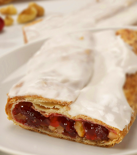 Cranberry Nut Kringle