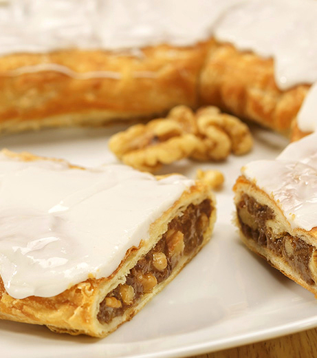 Walnut Kringle