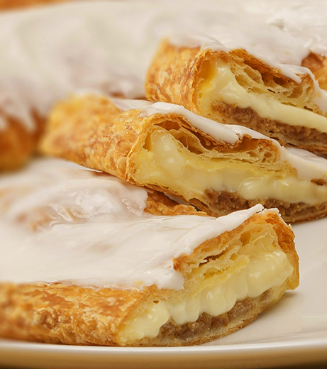 Bavarian Crème Kringle