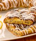 Lemon Poppyseed Kringle
