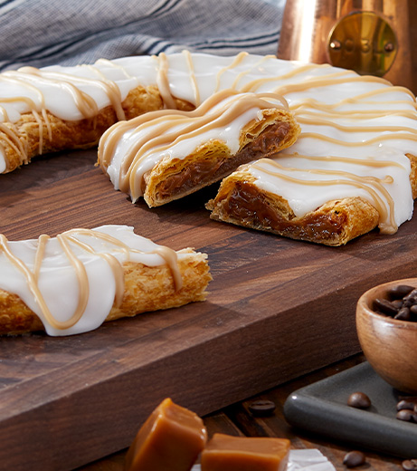Caramel Macchiato Kringle