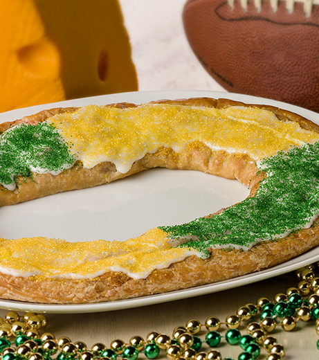 Green & Gold Kringles
