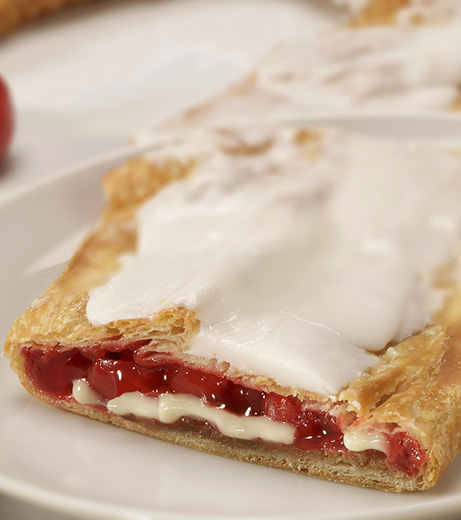 Cherry Cheesecake Kringle