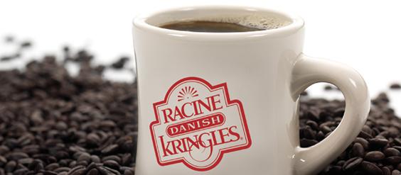 Racine Danish Kringles Personalized Logo Mugs